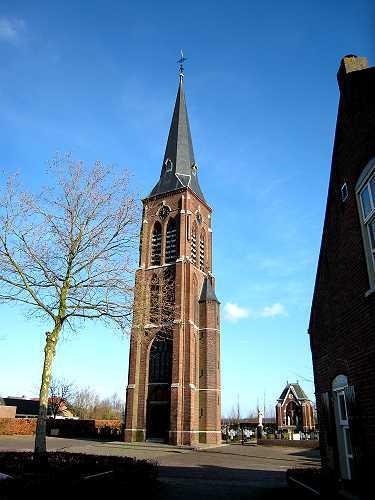 middelbeers kerktoren